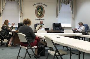 Commissioners review proposed special events venue ordinance