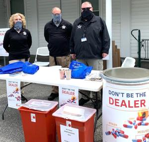 Drug Free QAC continues decade long drug round-up
