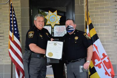 Governor, others salute Kirby for distinguished law enforcement career