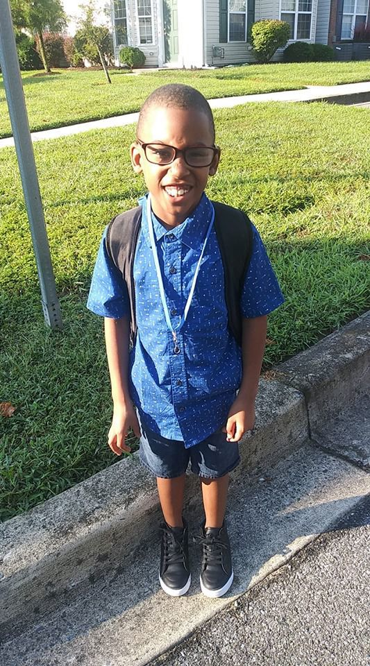 Caroline County First Day of School 2019