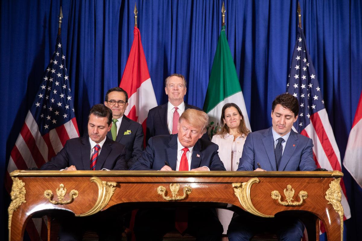 Passage of USMCA a big win for local farmers