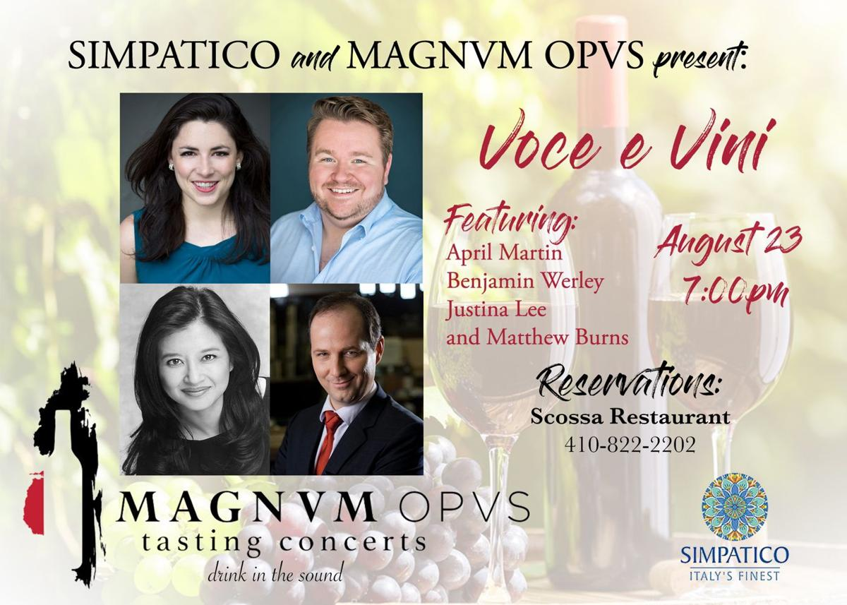 Voce e Vini (Voice & Wine)