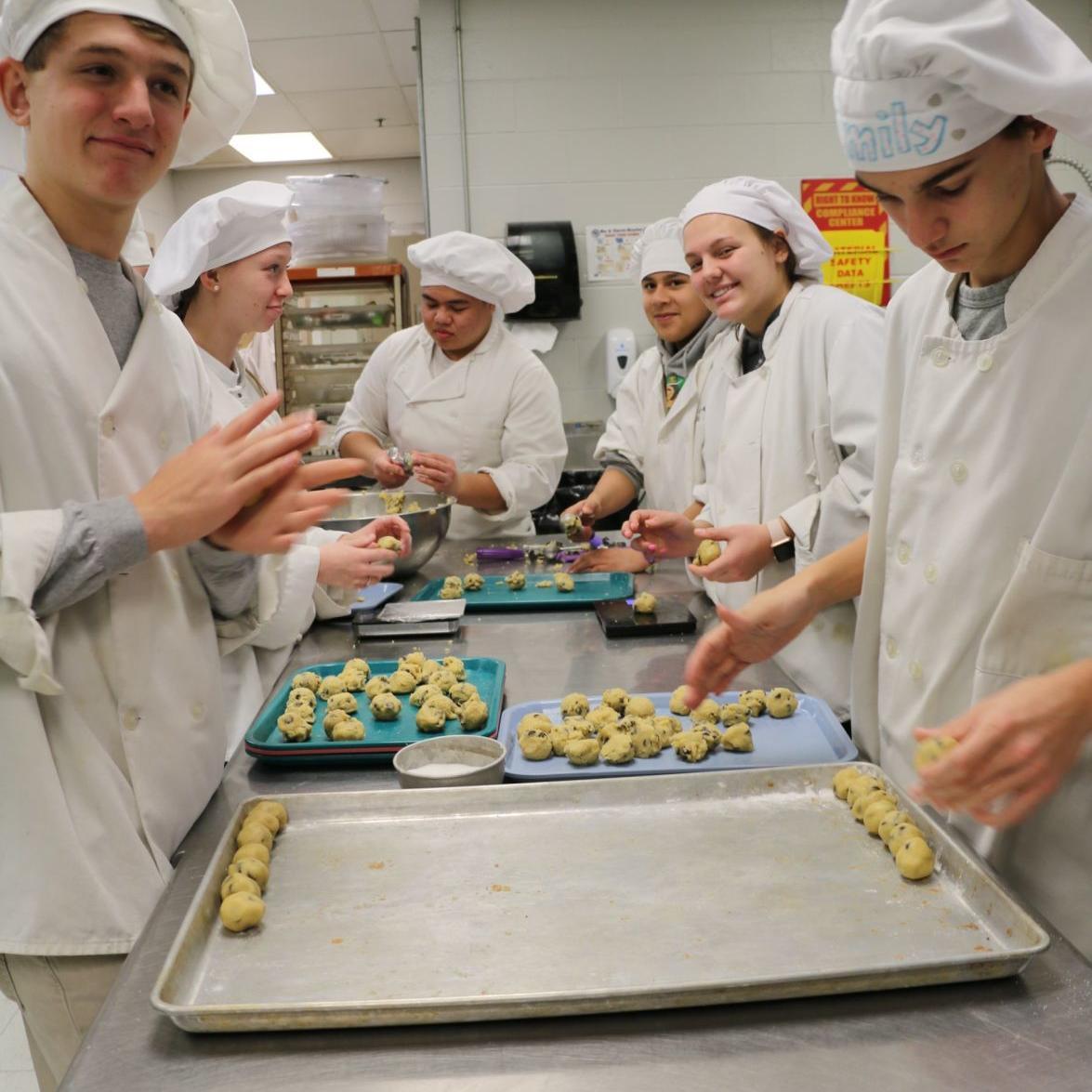 Talbot schools mark CTE Month