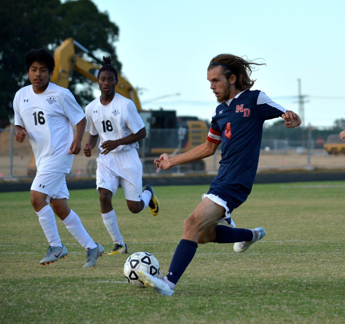High School Soccer: Washington at North Dorchester