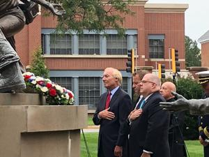 Maryland leaders pay tribute on Sept. 11 anniversary
