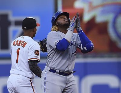 Orioles yield 17 hits in a blowout loss to Toronto