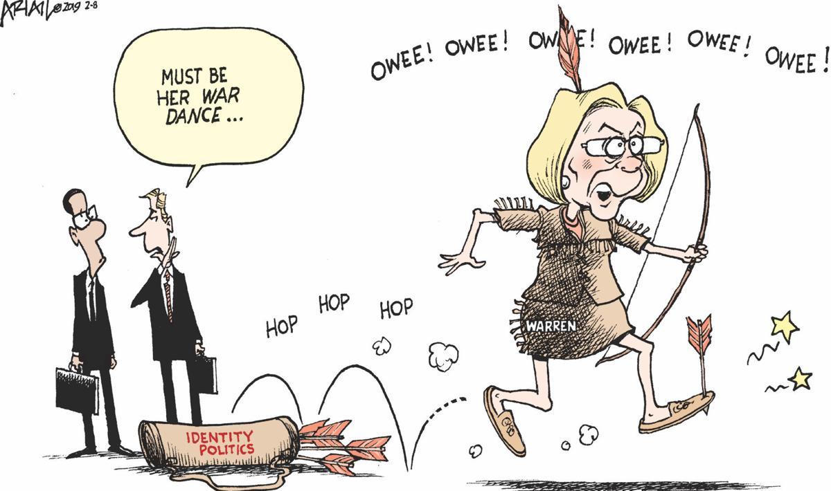 Image result for identity politics cartoons