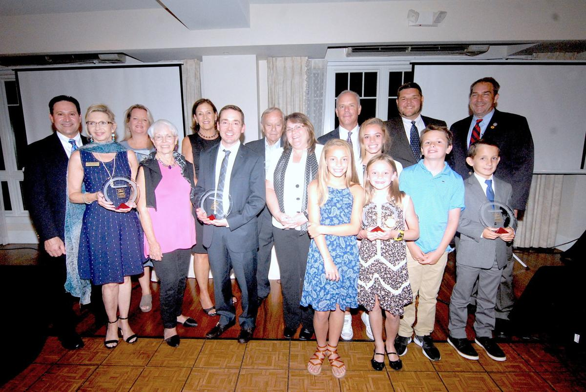 Talbot Chamber awards business leaders