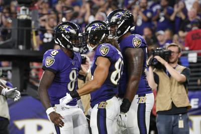 Jackson, defense combine in blowout