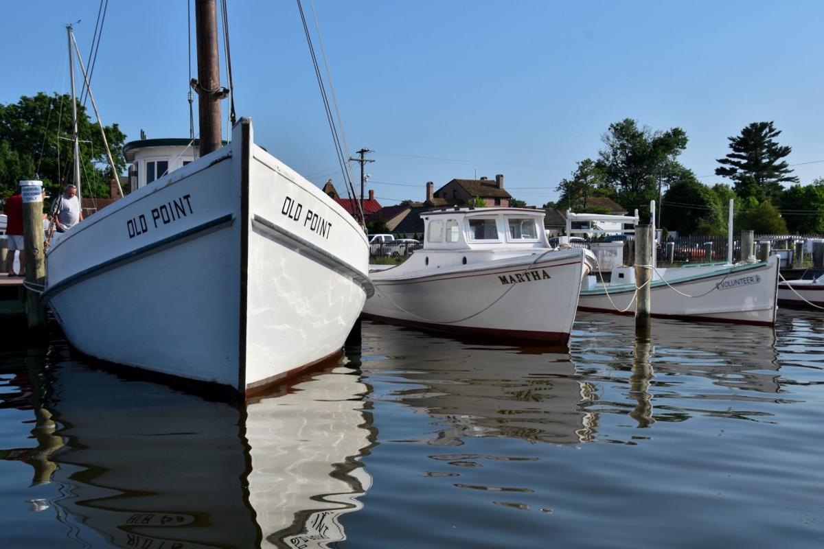 Maritime Day celebration to kick off Maryland Dove build