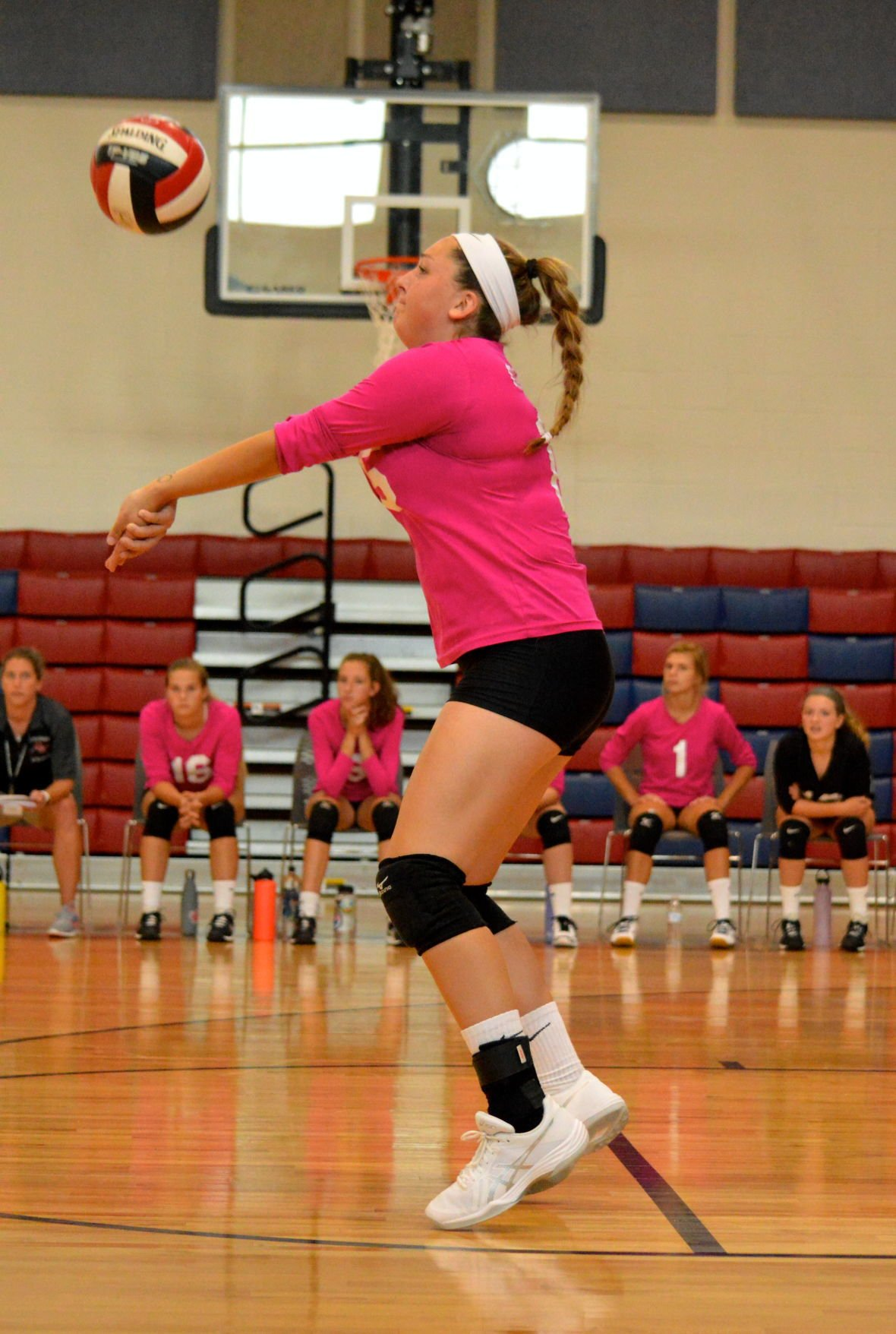 High School Volleyball: Colonel Richardson at North Dorchester
