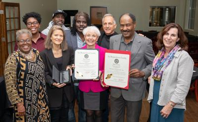 Heritage Area presents awards for preservation