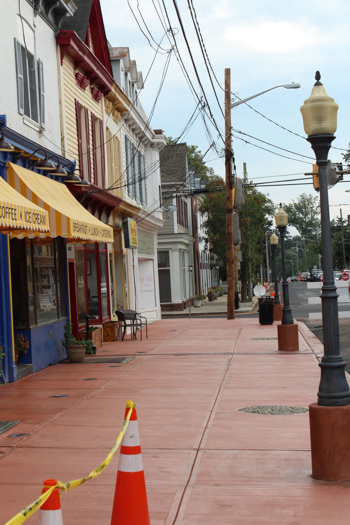 Centreville Sidewalks