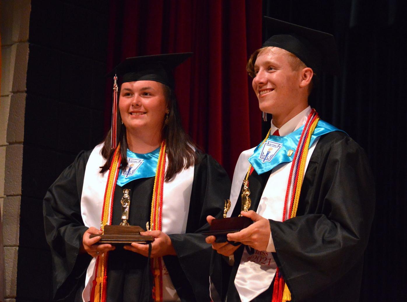 Colonel Richardson High School Graduation 2021