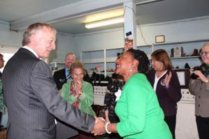 Longtime educator, business owner honored