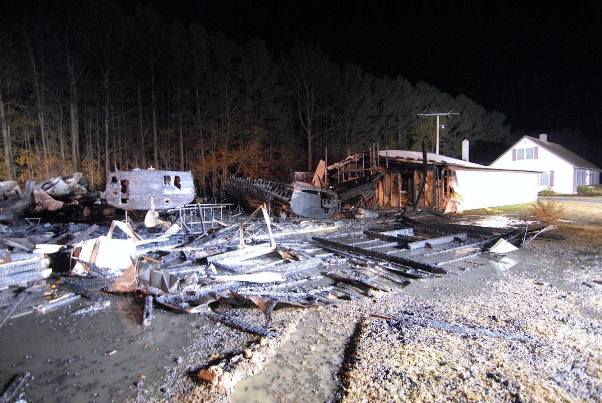 Trappe fire claims $1.25 million in damages