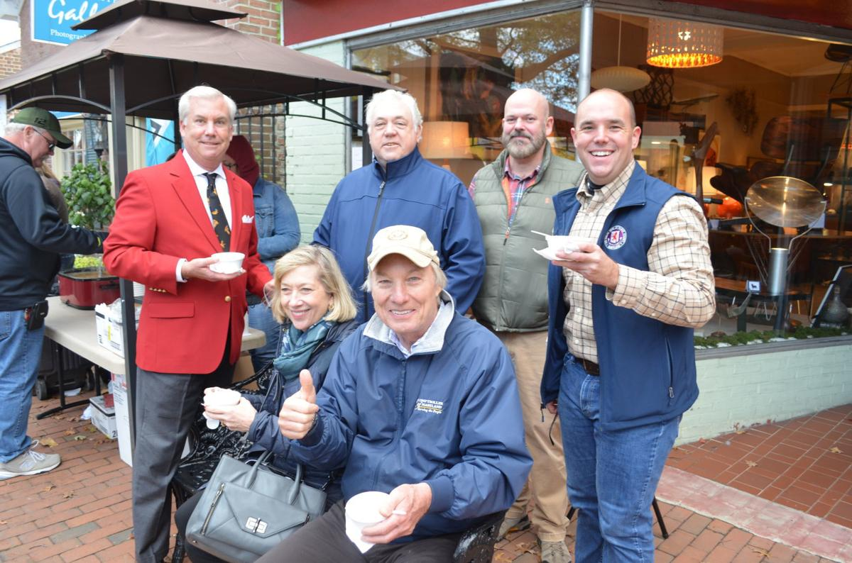 Md. Comptroller visits Waterfowl Festival