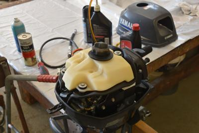 Learn to fix your outboard motor Nov. 2