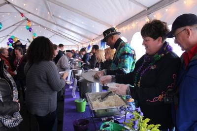 7th annual Chester Gras continues support for backpack program