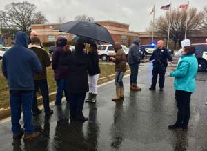 Shooter dead, two students hurt at St. Mary's County high school