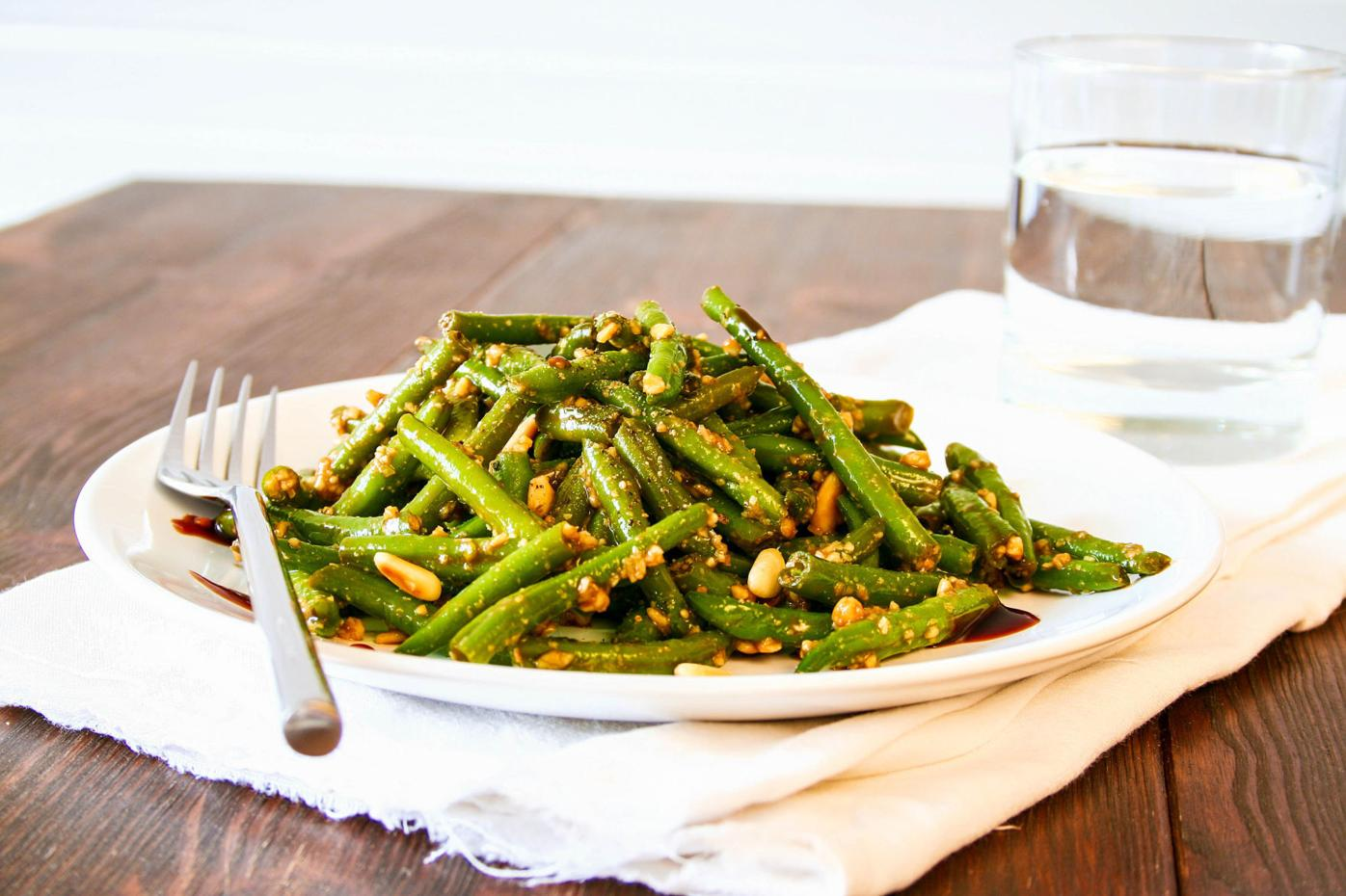 Green beans are an excellent source of nutrition