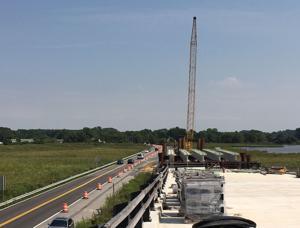 Dover Bridge lane closures begin Oct. 19