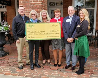 Bryan Brothers Foundation supports Junior Achievement of the Eastern Shore