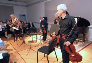 Chesapeake Chamber Music continues this week