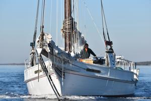 CBMM skipjack to visit Waterfowl Festival
