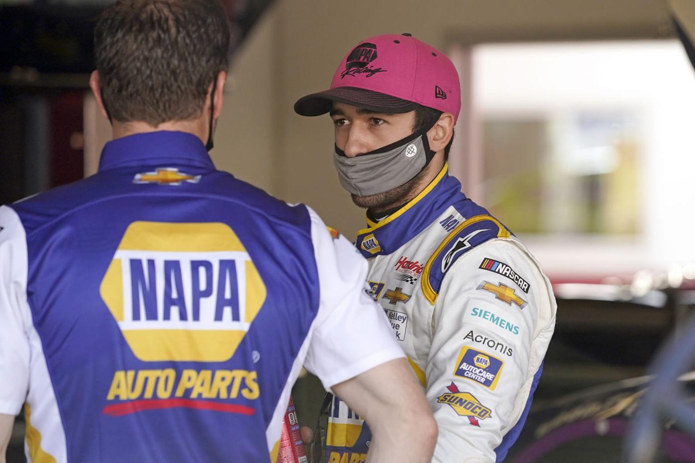NASCAR Daytona 500 Practice Auto Racing