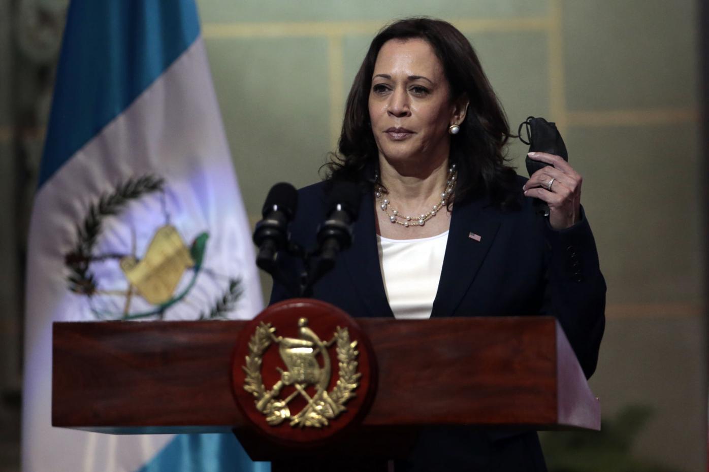 Guatemala Harris Latin America