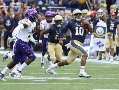 East Carolina Navy Football