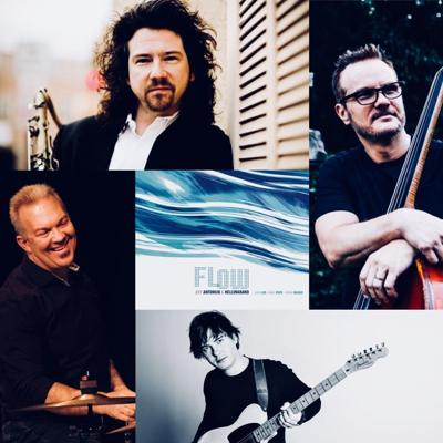 Jeff Antoniuk and Helluvaband perform streaming concert