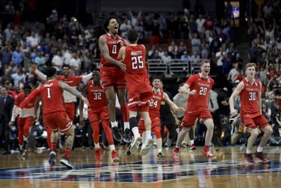 NCAA Texas Tech Gonzaga Basketball