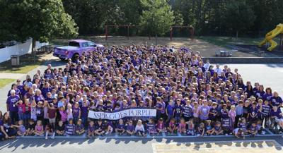 Talbot Goes Purple partners with SSPP School