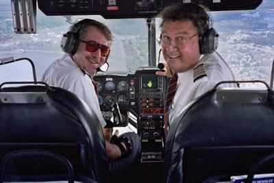 Climb aboard Airship 103 with Chesapeake Forum