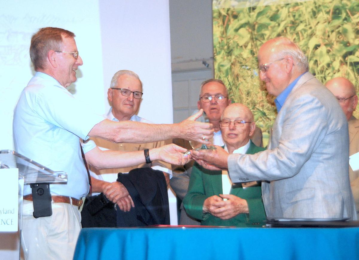 Hutchisons honored as Chesapeake Champions