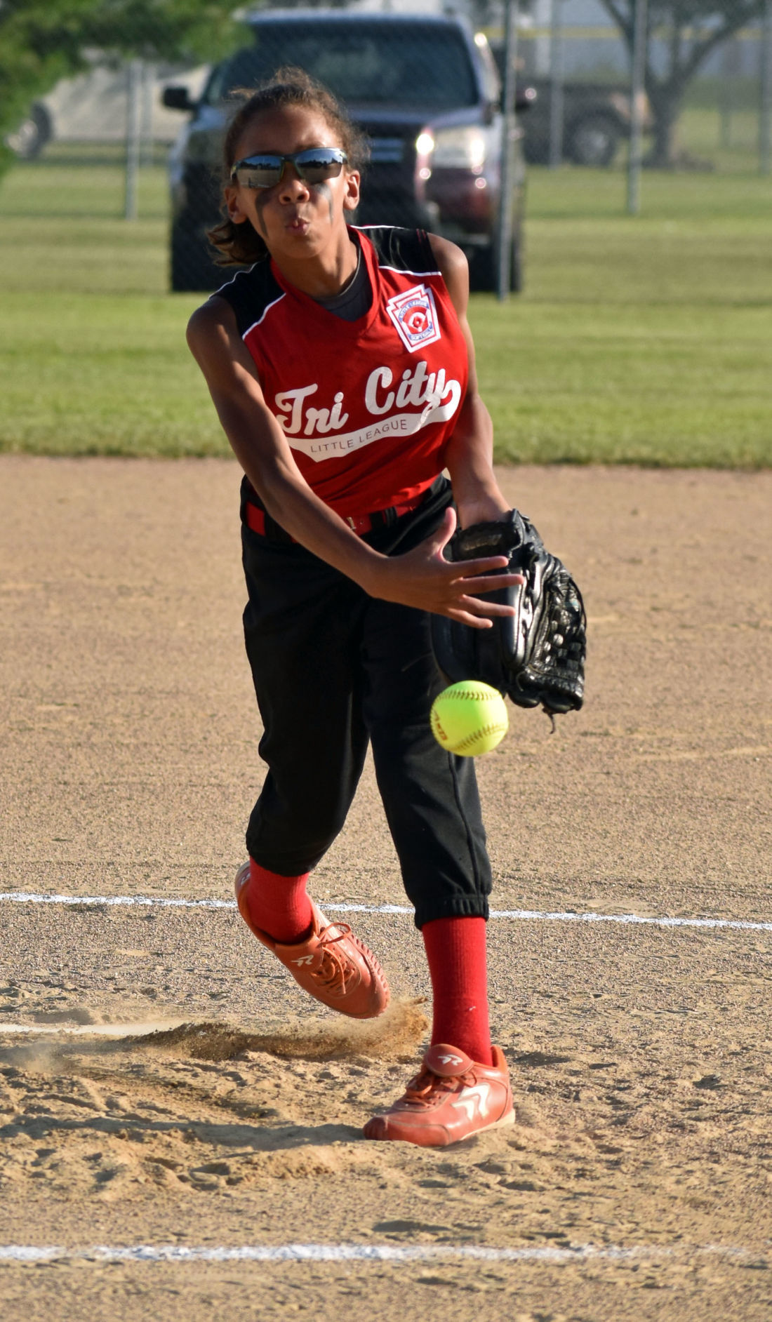 Little League 8-10 Softball State Playoffs: North East vs. Tri-City, July 16, 2019
