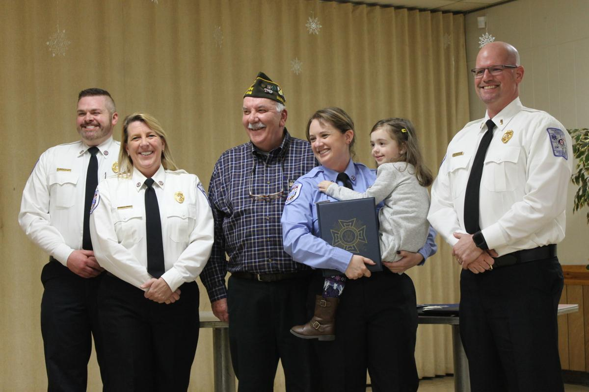 VFW honors community members