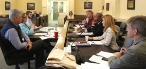 County council discusses final budget