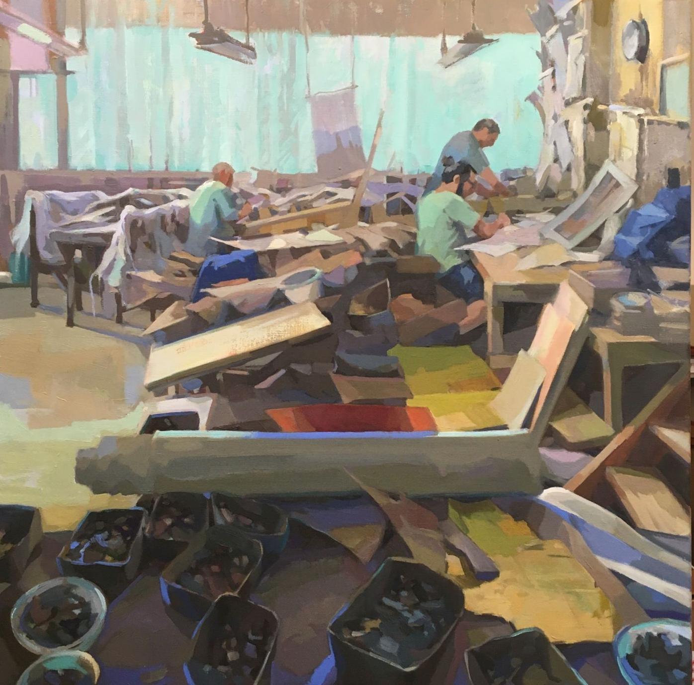 Academy Art Museum opens new exhibitions