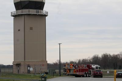 Power surge at Easton Airport prompts emergency response