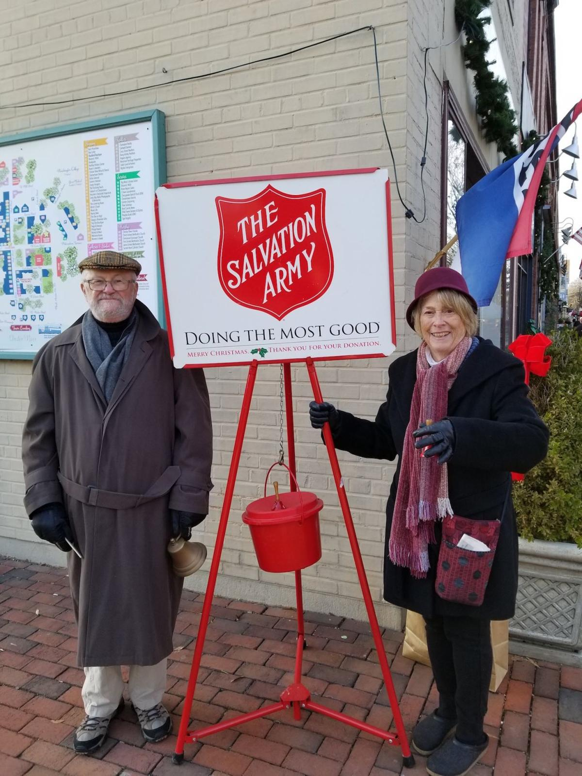 Community donations have a lasting impact