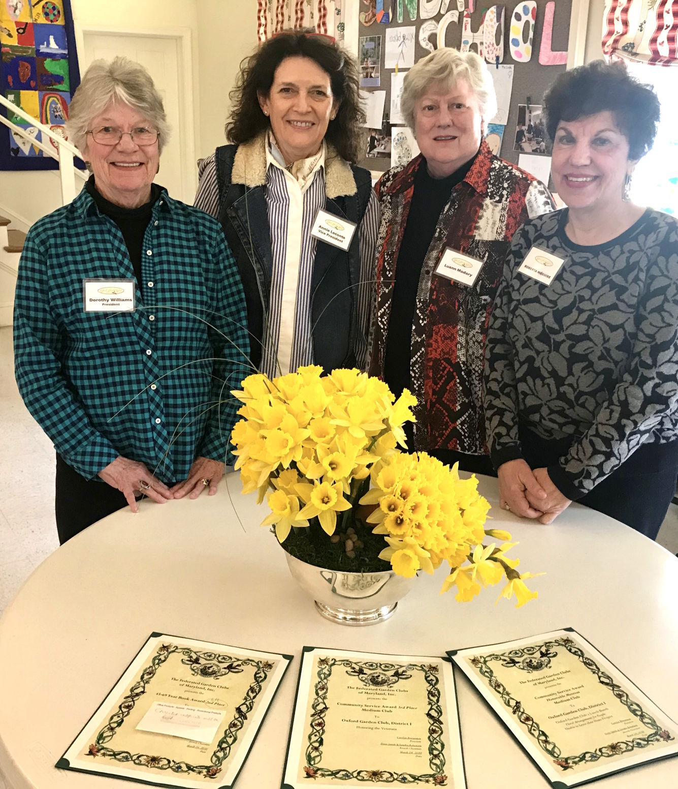 Oxford Garden Club grows compassion and hope