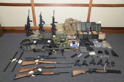 Judge refuses to toss Coast Guard officer's gun charges