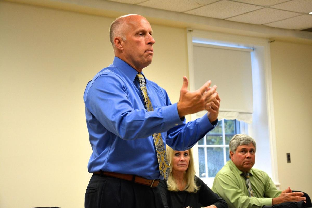 Kozel says SRH supports scaled-back inpatient services in Chestertown