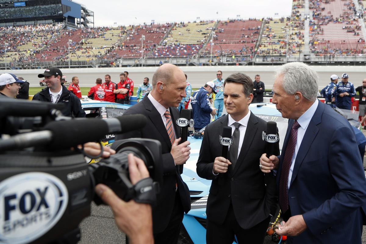 NASCAR New Look Auto Racing