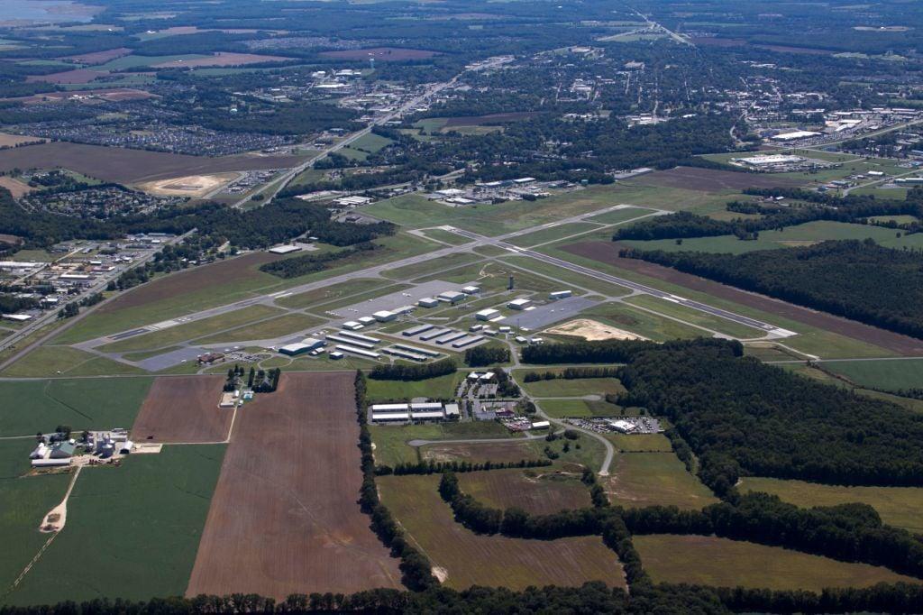 Airport Runway 1