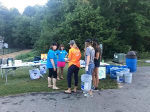 KIBCU volunteers pick up more than 29,000 pieces of trash