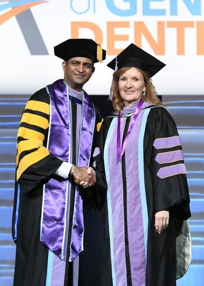 Easton dentist receives Mastership Award